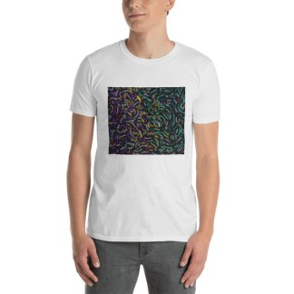 Firework Frenzy Short-Sleeve Unisex T-Shirt