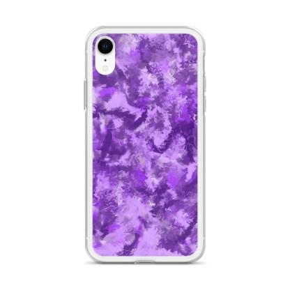 Purple Passion iPhone Case