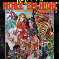 Return to Nuke 'Em High Volume 1: Film cult sakit