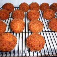 Sandi's Kick-Ass Chicken Croquettes