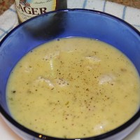 Creamy Tuna Soup or Creamy Clam Soup