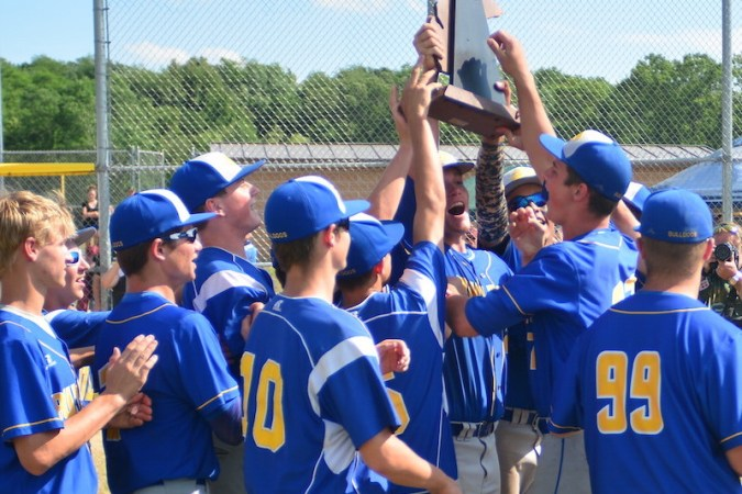 Press Release: Centreville begins search for new varsity baseball coach