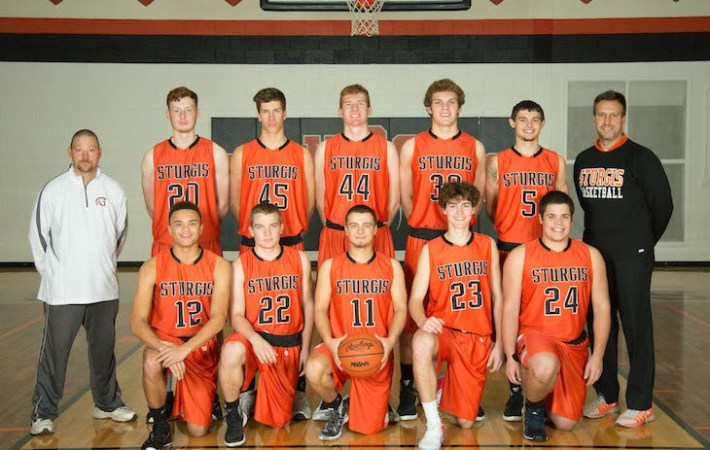 Video: 2016-17 Sturgis varsity boys basketball preview