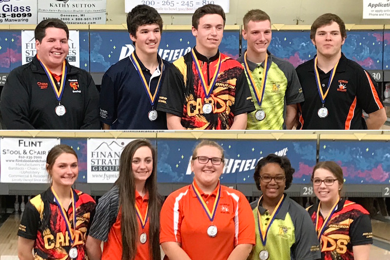 Sturgis bowlers have fantastic four-day stretch