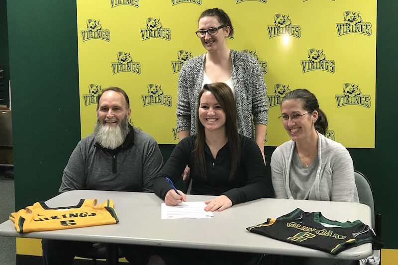 White Pigeon's Krebs to play basketball at Glen Oaks Community College