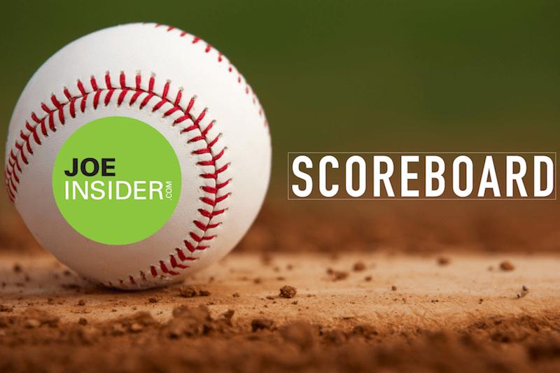 Baseball Scoreboard: April 6-8