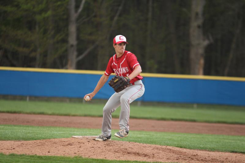 Constantine baseball bests Centreville in pitching duel