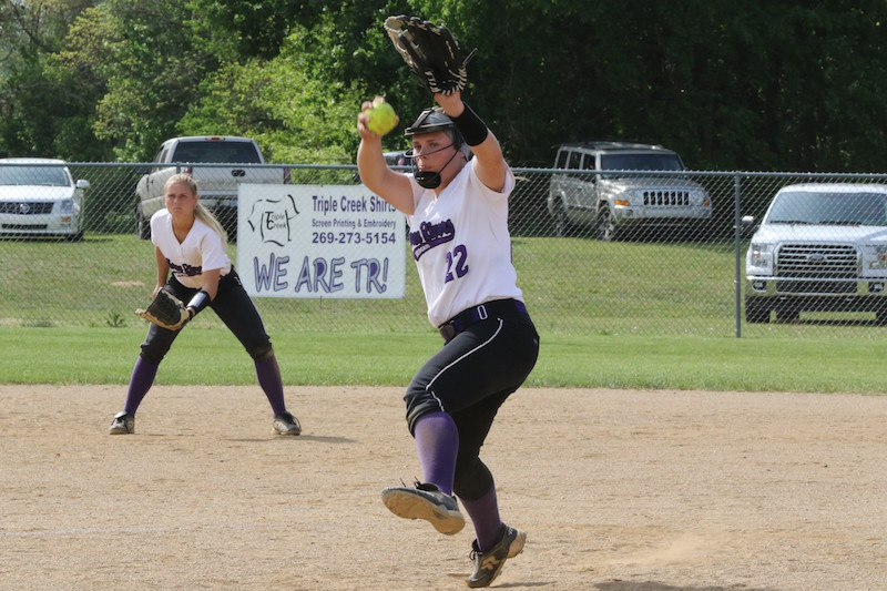 Safety Glasses USA Athlete of the Week: Three Rivers' Kylee Nash