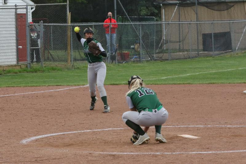 Coldwater softball tops Mendon in single game