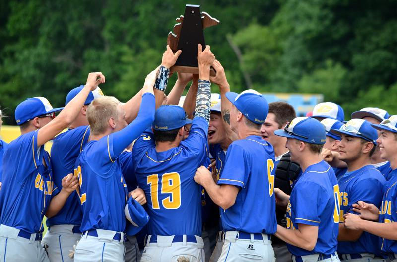 Video: Centreville baseball team headed to Division 4 regional semis after beating Marcellus in district title game