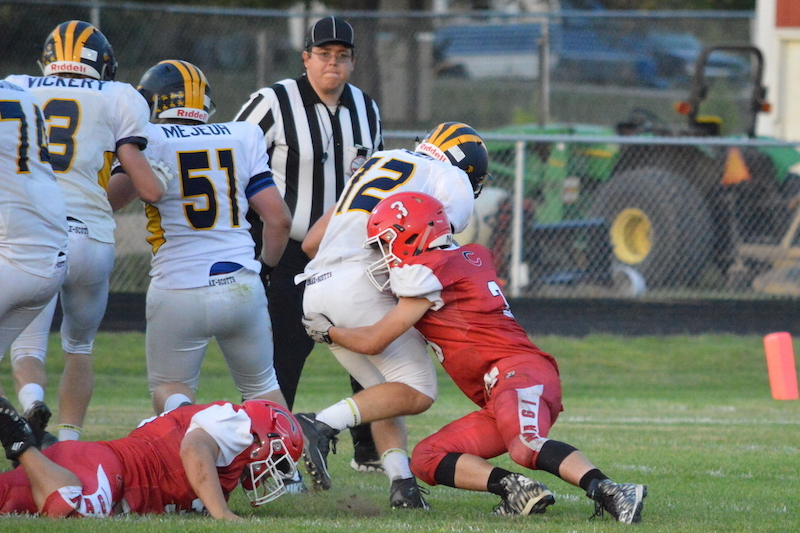 Gallery: Climax-Scotts shuts out Magi in Week 4