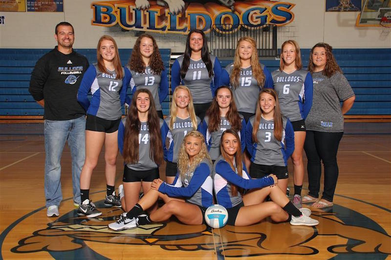 Centreville volleyball sweeps Cassopolis on Senior Night