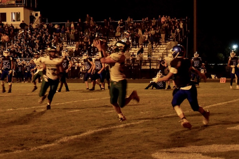 Video: Cool ices win with pick-6, carries No. 3 Mendon to road win over No. 4 Cassopolis