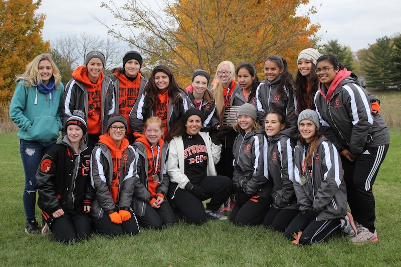 Sturgis Girls 1st Place