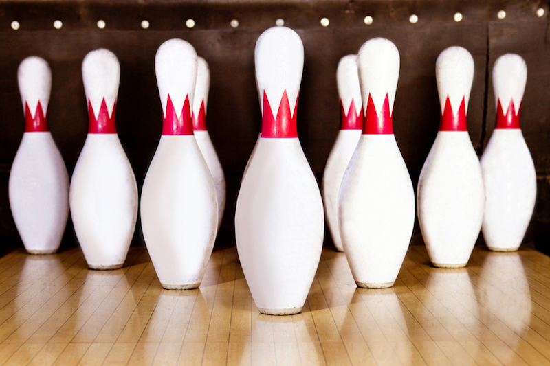 Sturgis bowling teams top Coldwater to end regular season