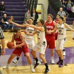 Gallery: Constantine girls basketball team falls at Kalamazoo Christian