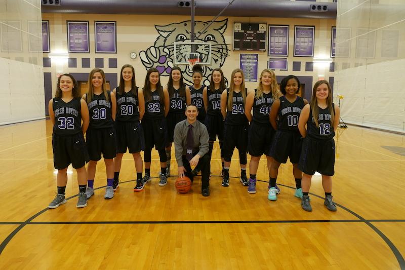 Three Rivers throttles Dowagiac in Class B girls basketball district semis