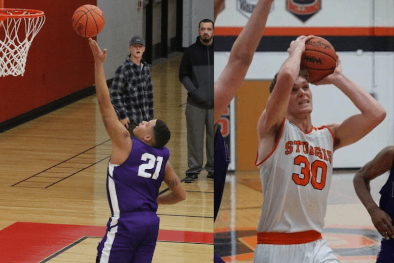 Sturgis' Stewart, Three Rivers' Hausmanis headline local boys basketball players to make All-Wolverine Conference teams