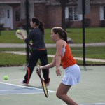 Sturgis girls tennis second at home quad