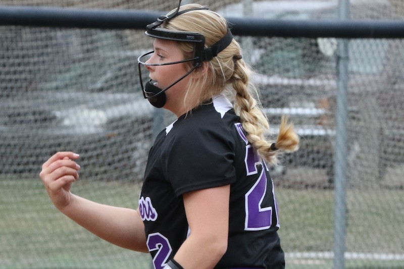 Safety Glasses Usa Softball Player Of The Week Three Rivers Kylee Nash