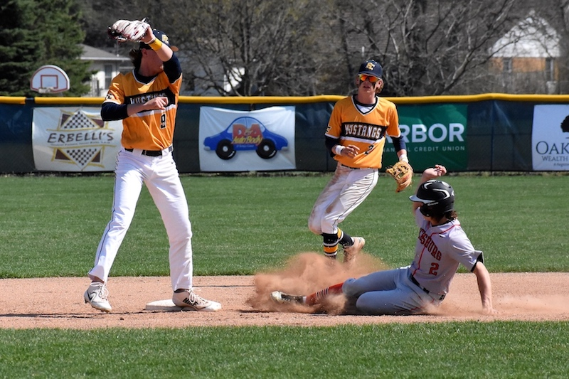 Freshmen leading the way for Portage Central baseball