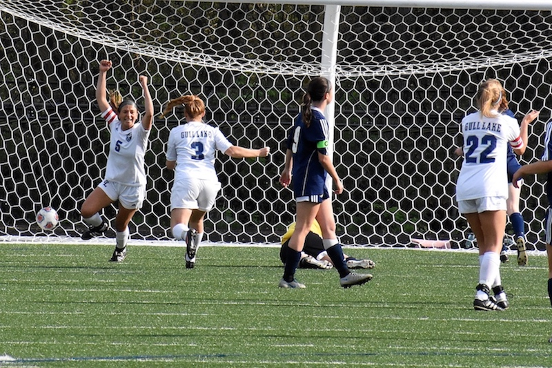 Gull Lake set for Wednesday semifinal against Forest Hills Northern