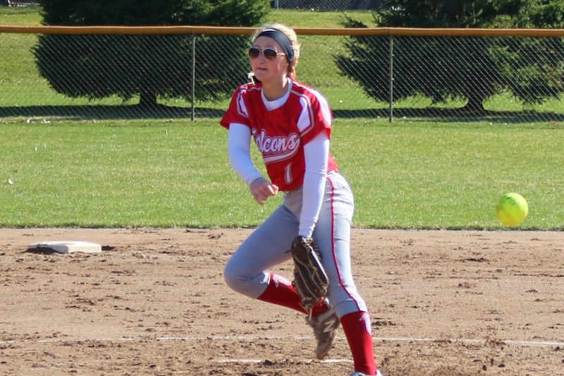 Safety Glasses USA Softball Player of the Week: Constantine's Mercedes Cole