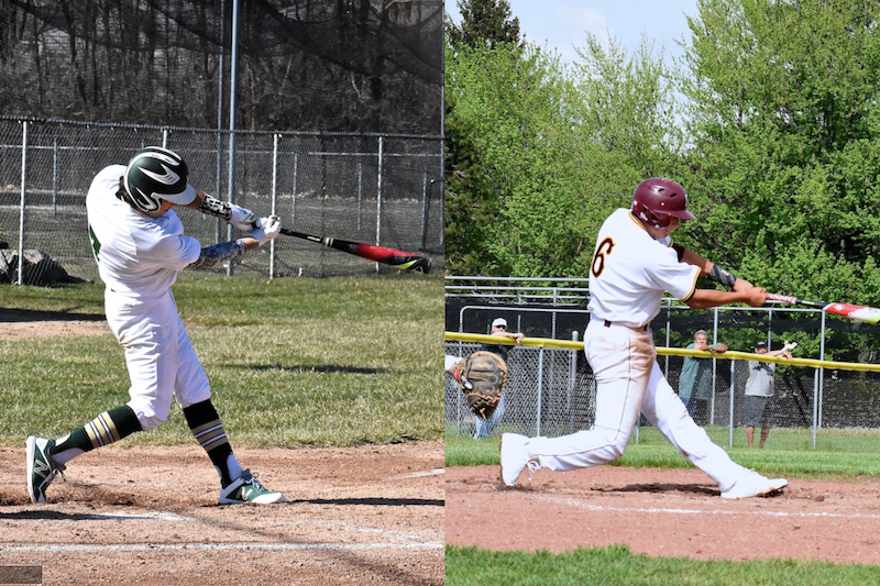 Hackett's Warner and Kalamazoo Central's DeLaPaz named Kalamazoo County 2018 Baseball Players of the Year