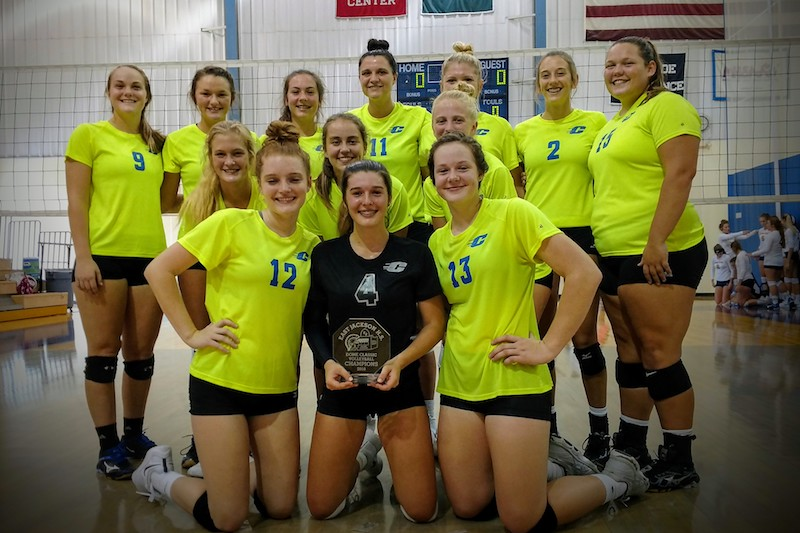 Volleyball Scoreboard: Saturday, Aug. 25