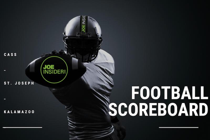 Football Scoreboard: Friday, Sept. 13