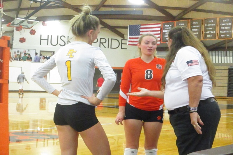 Portage Central edges Portage Northern in five-set thriller