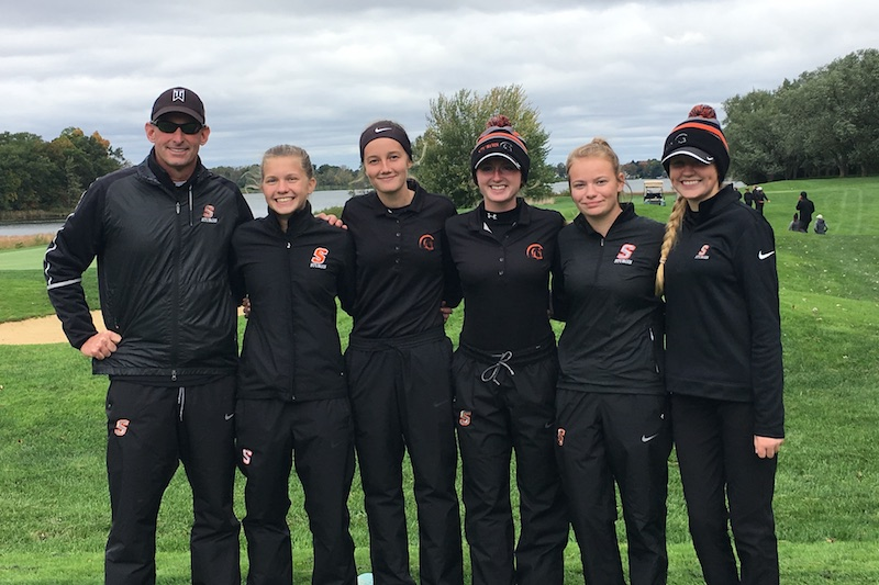 Regional Golf Roundup: Sturgis and Hackett teams advance to state finals, Three Rivers' Hines and Comstock's House and Dodson move on