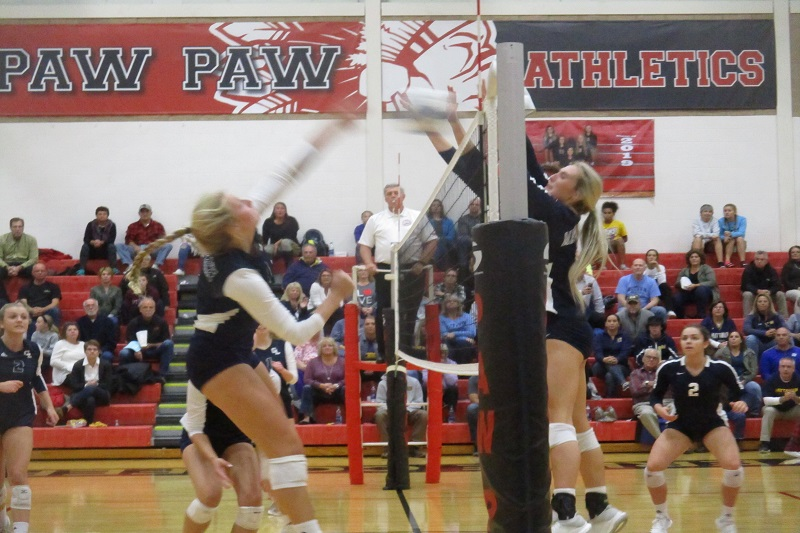 No. 3 Mattawan sweeps Gull Lake to claim top spot in SMAC