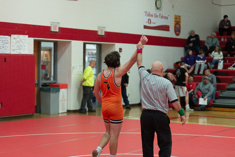 Wrestling Individual Districts-Constantine 2 9 2019-22