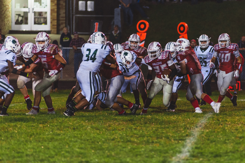 Constantine Vs Berrien Springs Football 9 6 2019-2