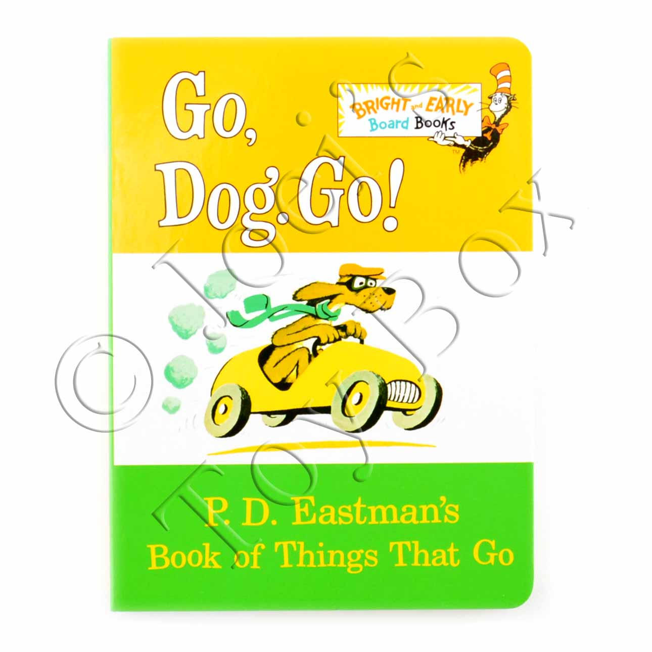 Go Dog Go By P D Eastman Board Book Joei S Toy Box