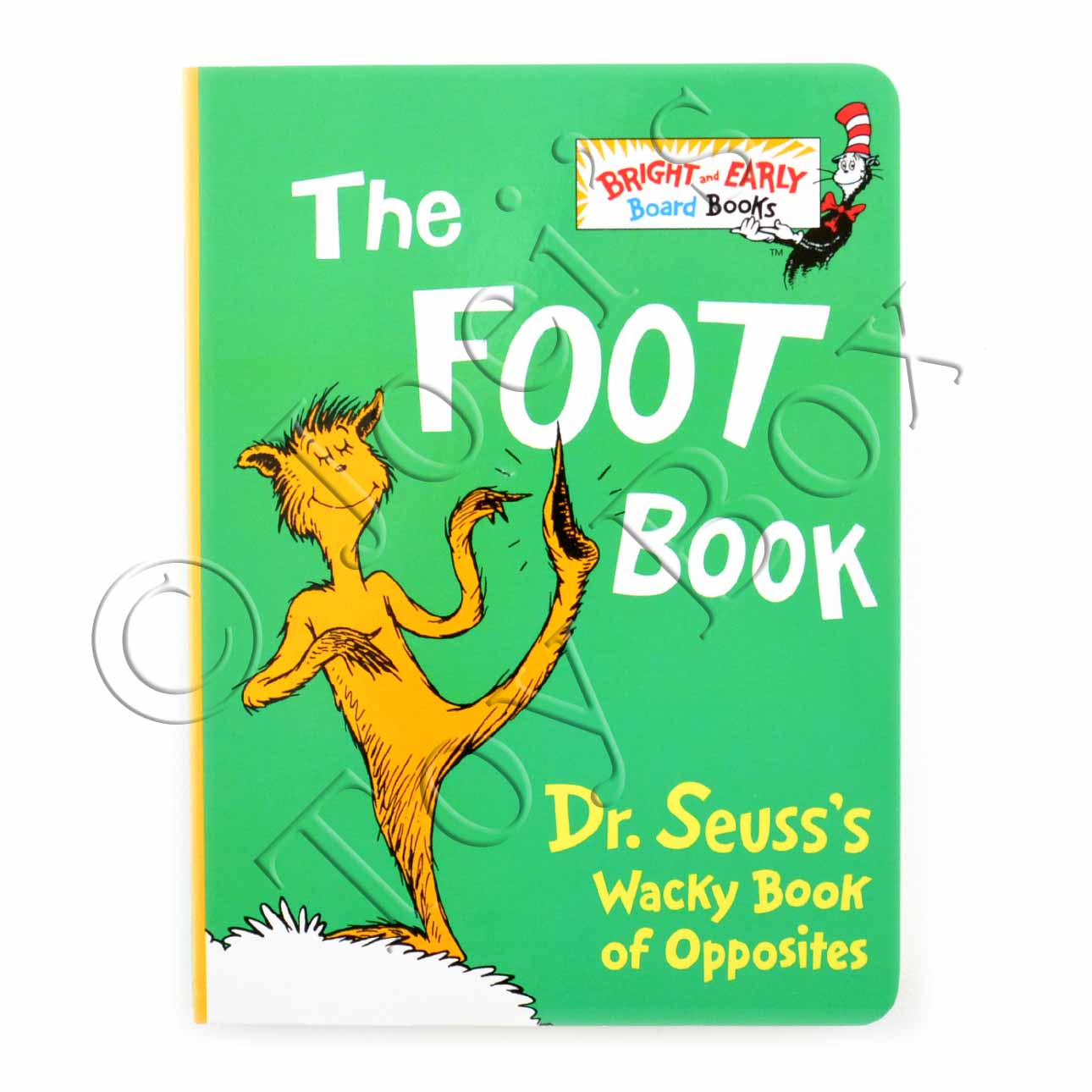 Dr Seuss Foot Book Coloring Pages