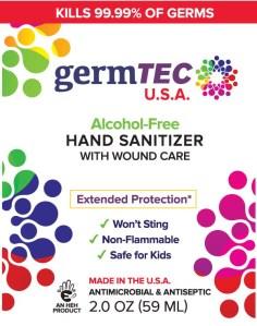Better Hand Sanitizer