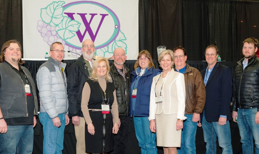 Washington Association of Wine Grape Growers Elects Board of Directors and Officers