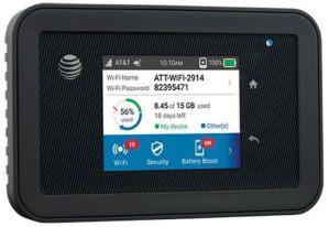 ATT Explore Mobile Hotspot