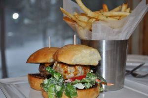 Surf and Turf Slider Duo Tahoe Donner