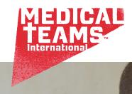 Medical Teams International logo