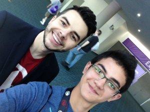 With @Nadeshot
