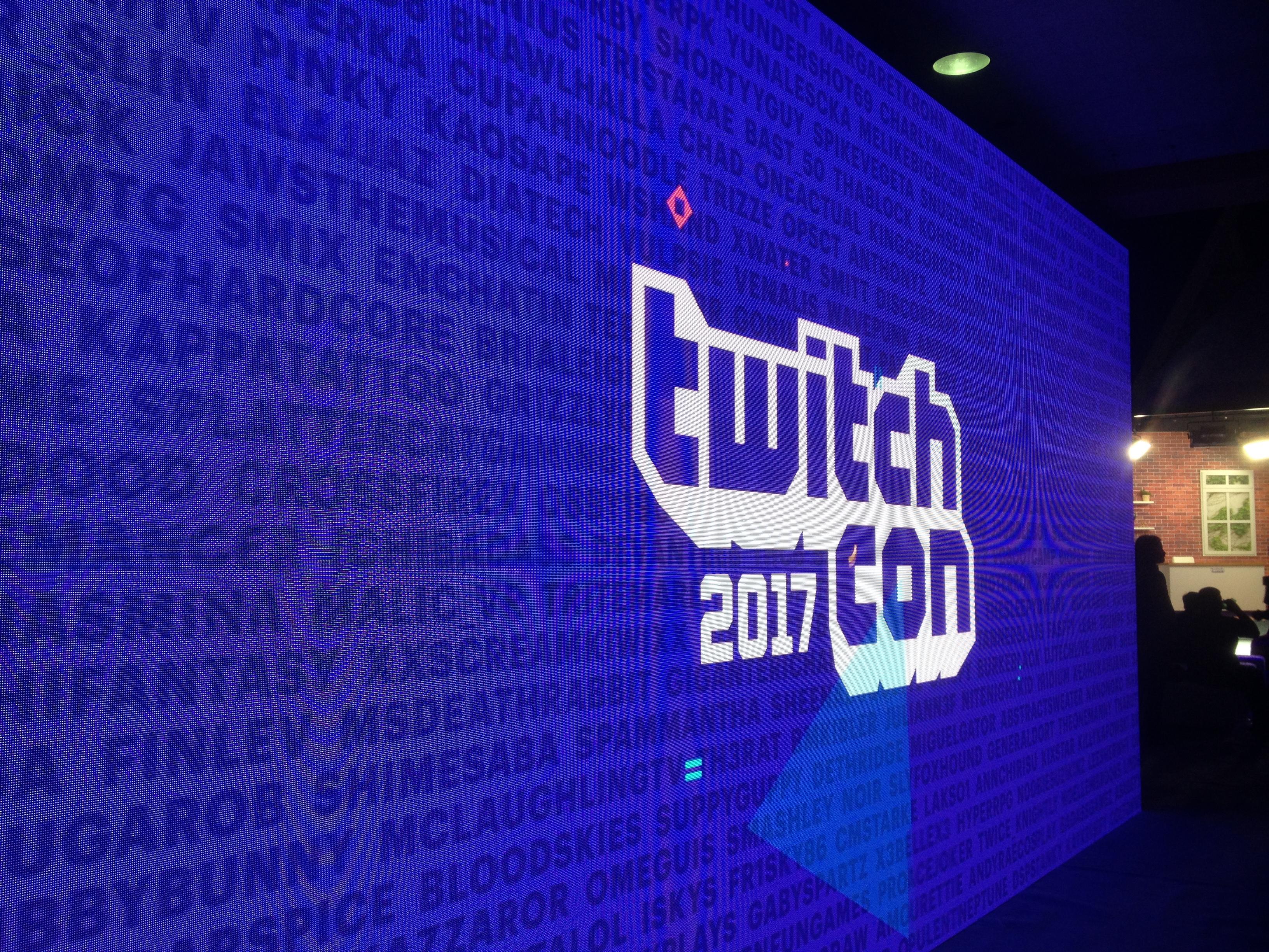 TwitchCon2017 Focuses On Celebrating Community