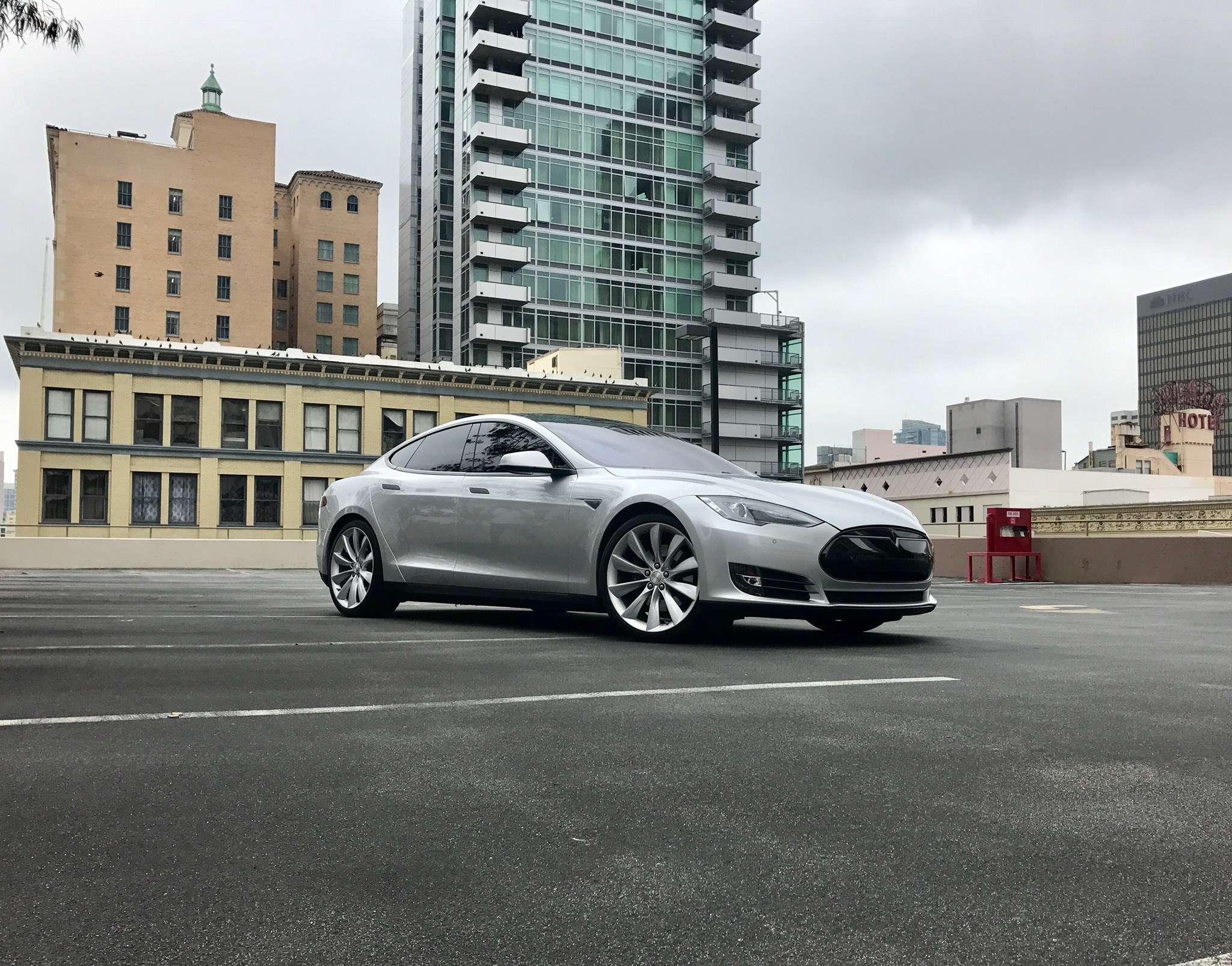 Getting Closer to Getting a Tesla