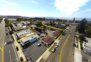 Cazador Investments San Diego aerial