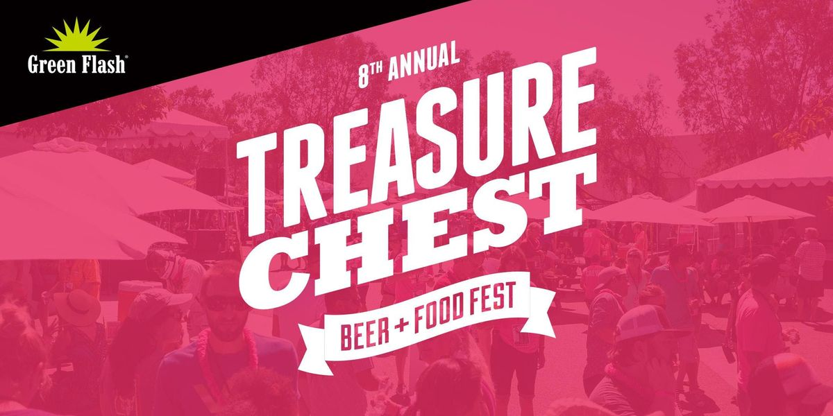 Green Flash Brewing Co. 8th Annual Treasure Chest Program