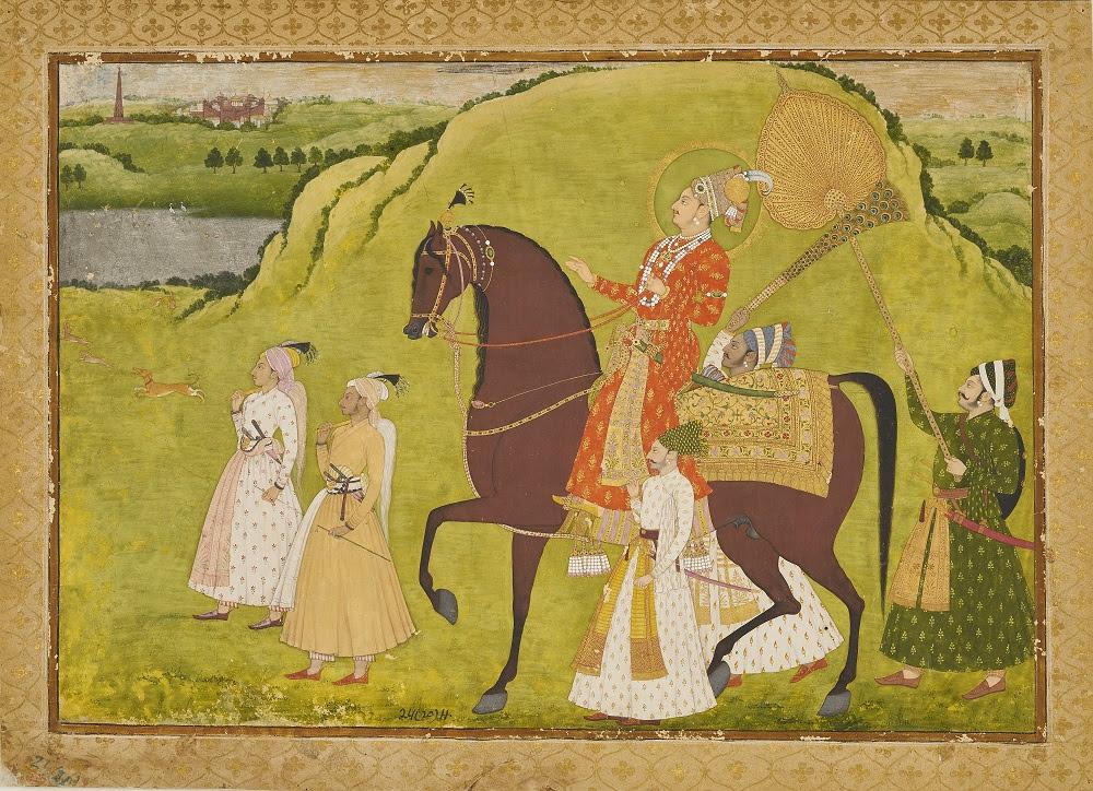 Seattle Art Museum Presents Peacock In The Desert: The Royal Arts of Jodhpur, India