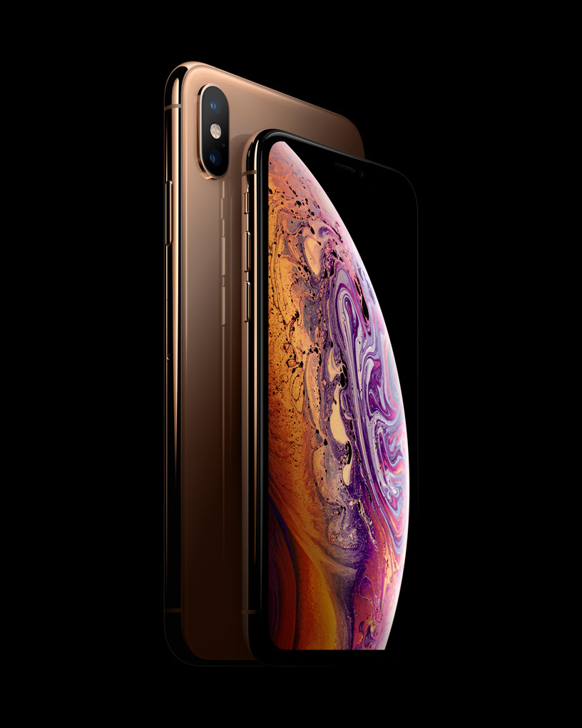 New Series of iPhone Xs and Xs Max
