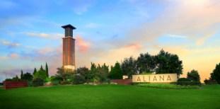 Aliana Master Planned Community in Richmond Texas west Houston via AAA Properties